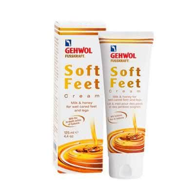 GEHWOL FUSSKRAFT Soft Feet Krem miodowy 125ml