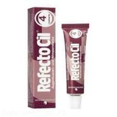 Refectocil 4.0 kasztan 15 ml henna w kremie