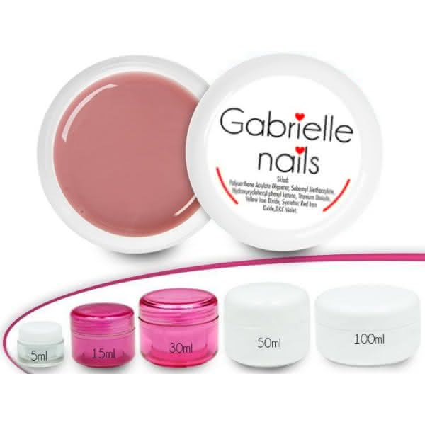 Żel UV kamuflaż Gabrielle Nails 30 ml