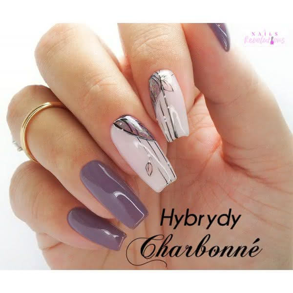Lakier Hybrydowy CHARBONNE 7 ml kolor 173 Night Jewel