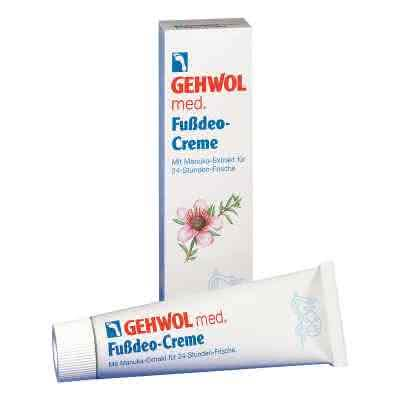 GEHWOL med Fussdeo-Creme 125 ml