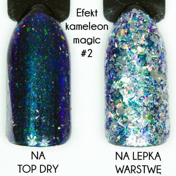 Efekt pyłek kameleon magic nr 2
